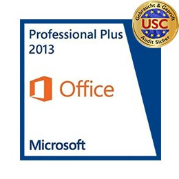 Micrsosoft Offce 2013 Professional Plus - Volumenlizenz