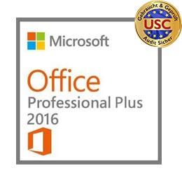 Micrsosoft Offce 2016 Professional Plus - Volumenlizenz