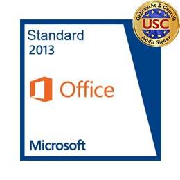 Micrsosoft Offce 2013 Standard - Volumenlizenz