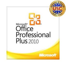 Micrsosoft Offce 2010 Professional Plus - Volumenlizenz