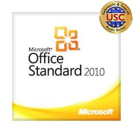 Micrsosoft Offce 2010 Standard - Volumenlizenz