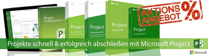 Microsoft Project 2016 - Projekte schnell und erfolgreich abschließen - Microsoft Project 2010 & 2013