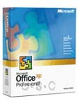 Microsoft Office XP Professional, Vollversion