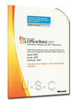 Microsoft Office 2007 Basic Edition, MLK V1
