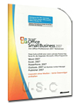 Microsoft Office 2007 Small Business Edition, MLK V2
