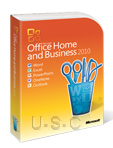 Microsoft Office 2010 Home und Business I PKC, x32/x64