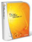 Microsoft Office 2007 Ultimate Upgrade, Retail