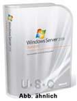 Microsoft Windows Server 2008 Standard Edition 32/64 Bit