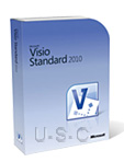 Microsoft Visio 2010 Standard D x32/x64