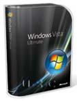 Microsoft Windows Vista Ultimate 64bit, Vollversion