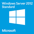 Microsoft Windows Server 2012 Standard x64 2CPU/2VM