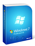 Microsoft Windows 7 Professional 64bit SP1 LCP