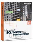Microsoft SQL Server 2000 Standard Edition, Retail