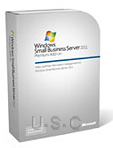 Microsoft Small Business Server 2011 Prem Svr AddOn x64 DE