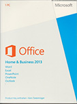 Microsoft Office 2013 Home and Business PKC, x32/x64