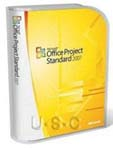 Microsoft Project 2007 Standard, Vollversion
