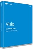 Microsoft Visio 2016 Standard 32-BIT/X64 PKC