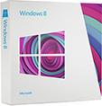 Microsoft Windows 8 Standard 64bit
