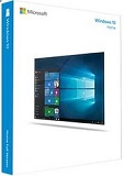 Microsoft Windows 10 Home 64bit D