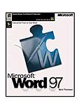Microsoft Word 97, System Builder/OEM, Deutsch